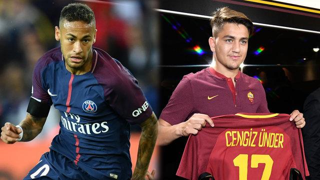 Tarihin en pahalı transferleri!