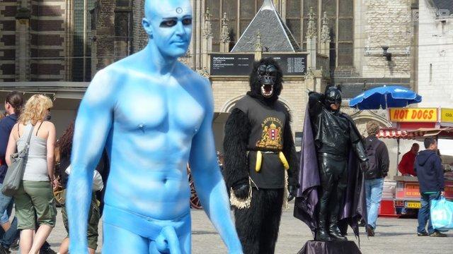 Ünlü karakterlerin kılığına giren cosplayer'lar gerçekte ne iş yapıyor? Gamescom'daki cosplayer'ların mesleği ne?