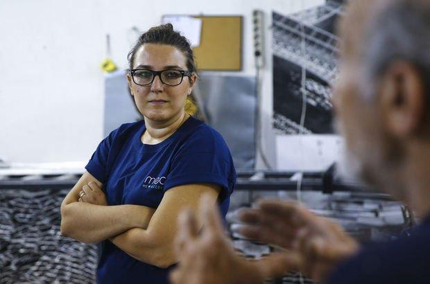 Portatif engelli rampası üretip, 7 ülkeye ihracat yapıyor