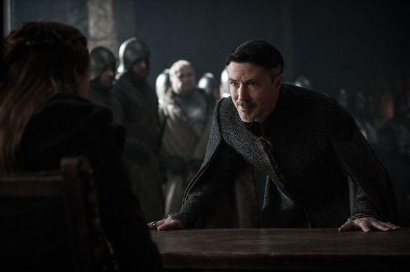 Game of Thrones Serçeparmak Littlefinger öldü mü? Petyr Baelish öldü mü?