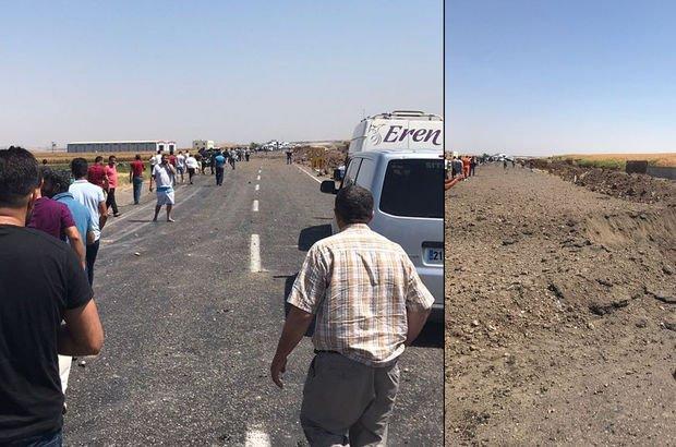 SON DAKİKA! Diyarbakır'da patlama, 2 sivil şehit