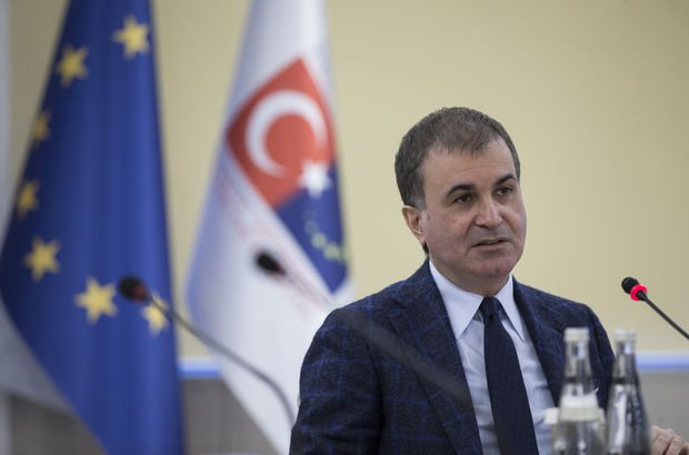 AB Bakanı Ömer Çelik'ten Arakan açıklaması