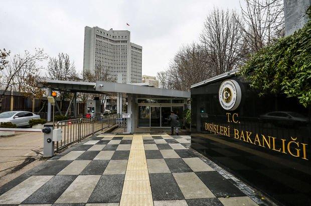 Türkiye'den Kuzey Kore'nin füze denemesine kınama