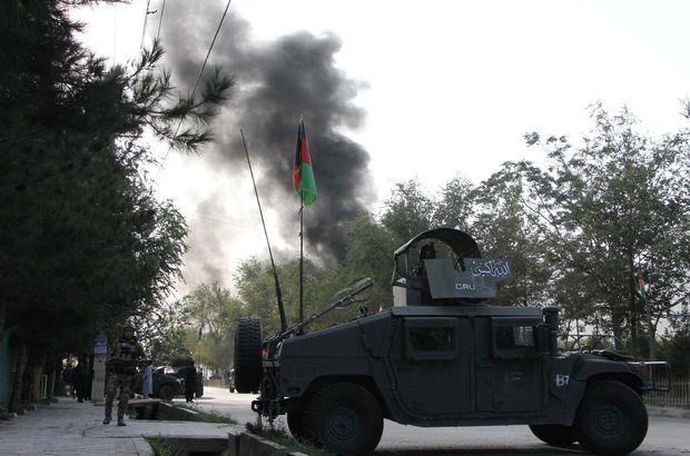 Afganistan'da NATO uçakları