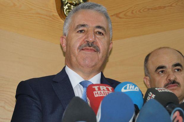 Ulaştırma Bakanı Ahmet Arslan'dan bayram müjdesi!