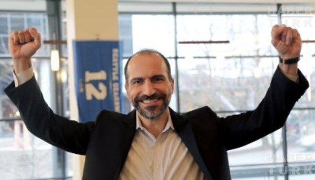 Uber'in yeni CEO'su Dara Khosrowshahi kim? İlginç hayatı ve özgeçmişi