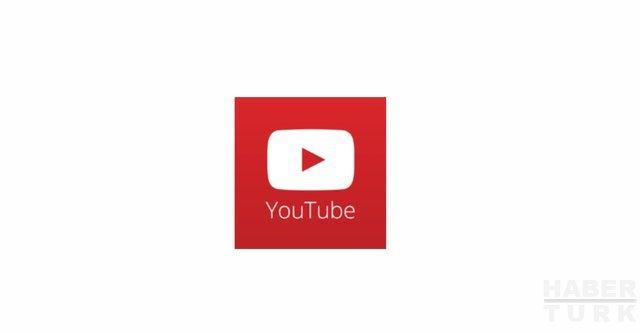 Youtube logosu yenilendi
