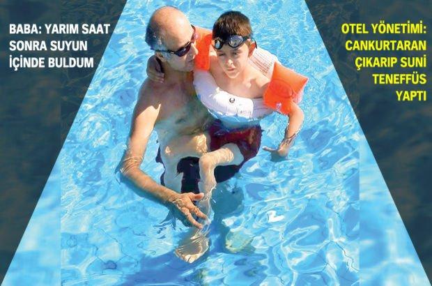 6 yaşındaki Yiğit Atakan Arı, otel havuzunda boğularak can verdi!