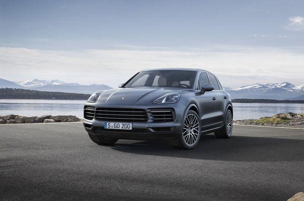 Porsche Cayenne'in üçüncü nesli geliyor
