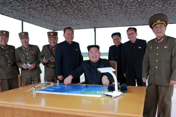 Kim Jong-un'dan füze açıklaması