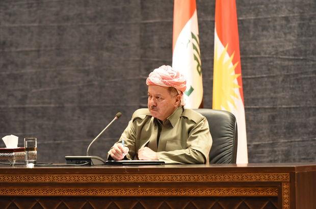 Mesut Barzani'den referandum açıklaması: Geri dönüş yok!