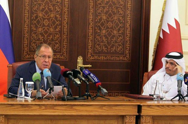 Sergey Lavrov'dan Körfez krizinde uzlaşma çağrısı