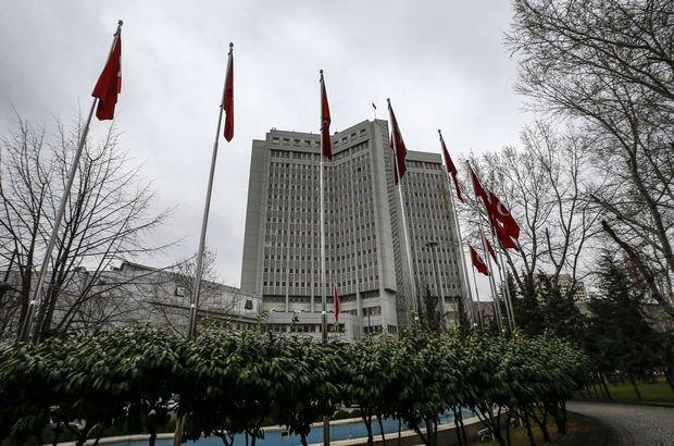 ABD'de Türk korumalar için hazırlanan iddianameye Dışişleri Bakanlığı'ndan tepki
