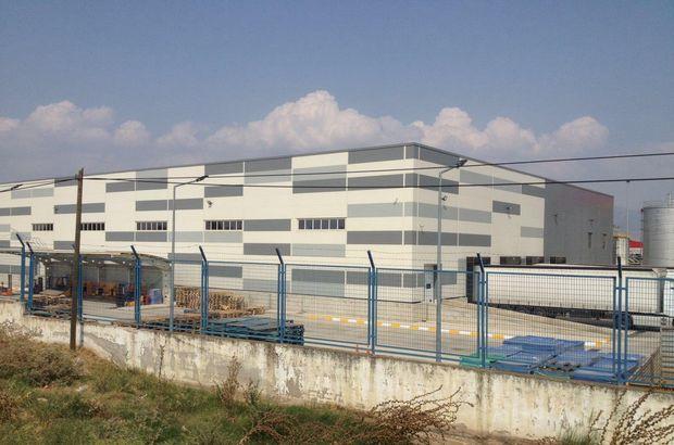Tekirdağ Rakı Fabrikası Manisa'ya taşındı