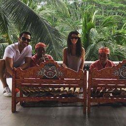 Bali'de egzotik tatil