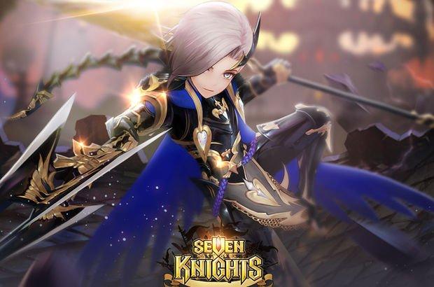 Seven Knights yeni kahraman Karl Heron