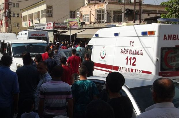 Mardin Kızıltepe'de kavga: 22 yaralı