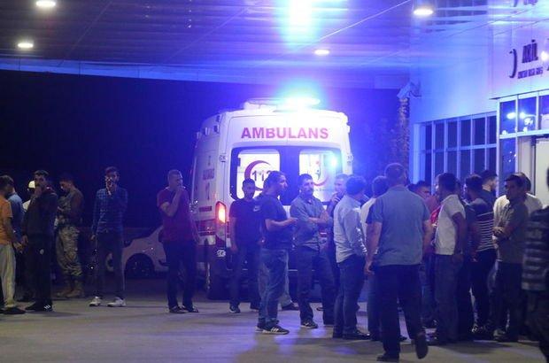 Bingöl'de güvenlik güçlerine saldırı: 1 şehit 1 yaralı