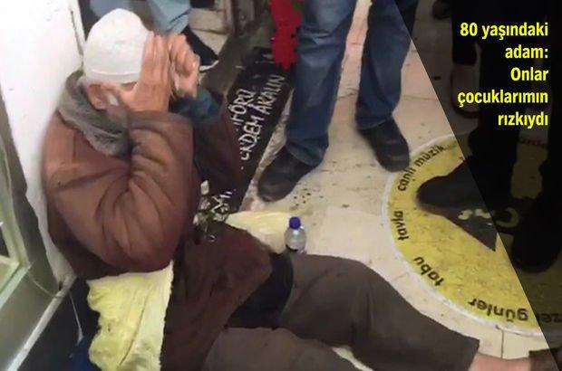 Sakarya'da 80 yaşındaki adamın sattığı ürünlere zabıta el koydu