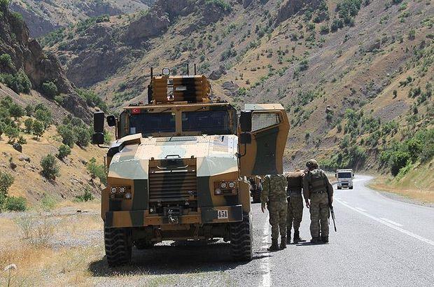İçişleri Bakanlığı: Kars Kağızman'da 5 terörist etkisiz hale getirildi