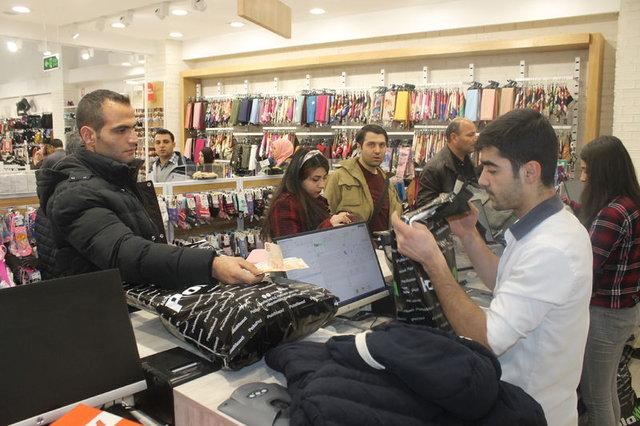 10 bin İranlı turist kente giriş yaptı
