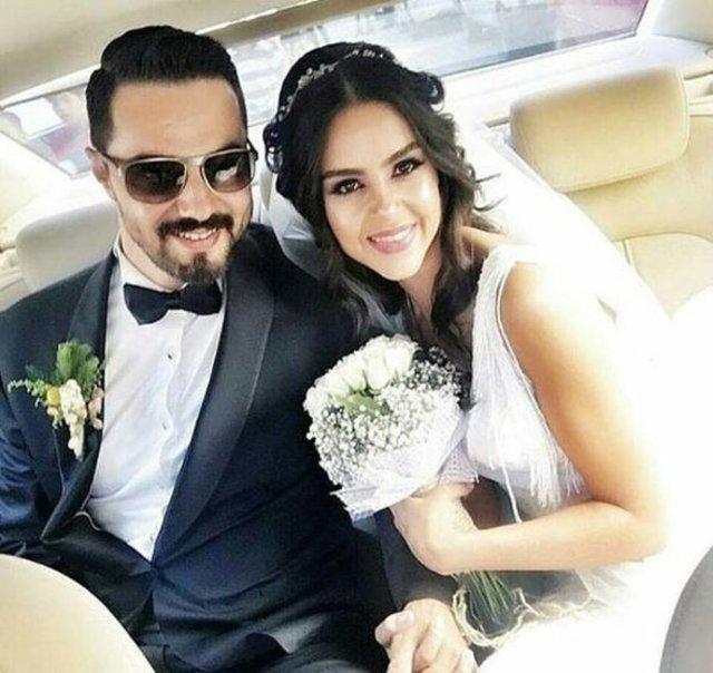 Oyuncu Nilay Duru evlendi