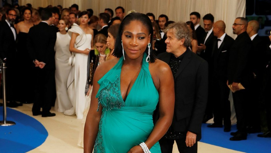 Serena Williams anne oldu