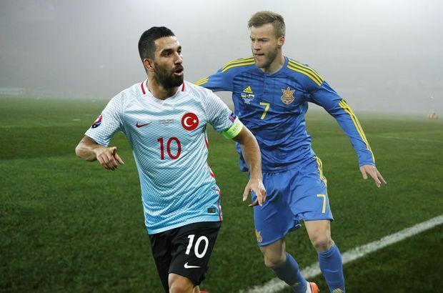 Ukrayna Türkiye maçı hangi kanalda, ne zaman, saat kaçta?