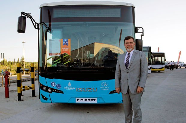 Anadolu Isuzu, elektrikli otobüs, elektrikli otomobil