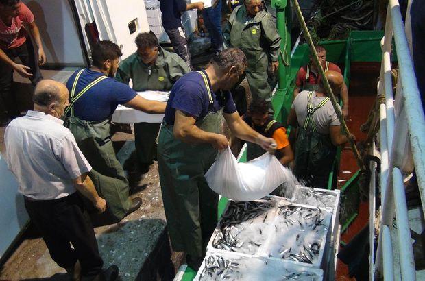 Balıkesir Bandırma balık av yasağı balık fiyatları