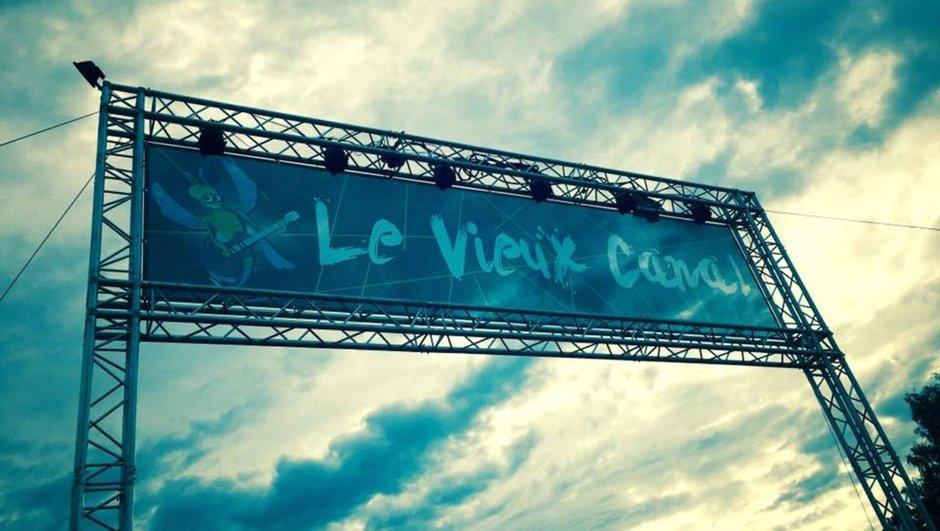 Fransa'daki Vieux Canal festivaline yıldırım düştü: 15 yaralı