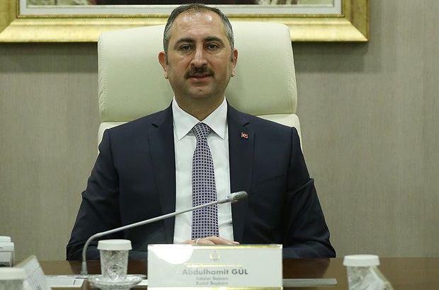 Adalet Bakanı Abdülhamit Gül'den 'adli yıl açılışı' mesajı