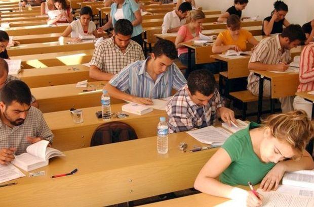 """Açıköğretim fakültelerinde """"parçalı sınav"""" uygulaması"""