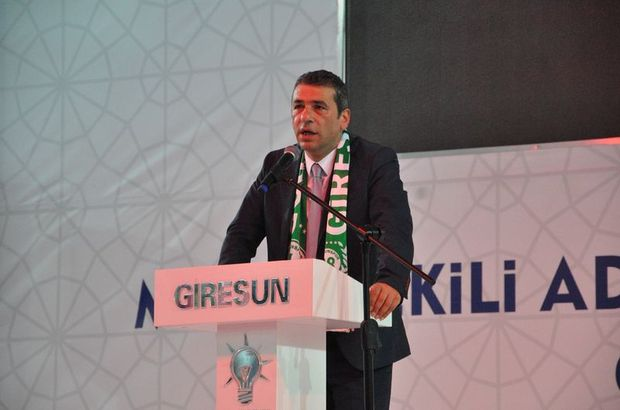 AK Parti Giresun İl Başkanı hayatını kaybetti