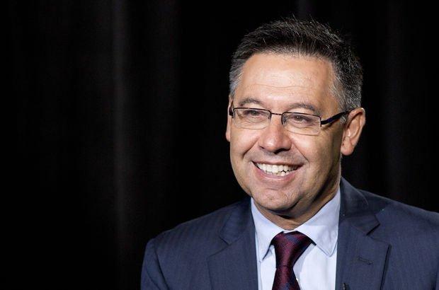 Barcelona başkanı müjdeyi verdi!