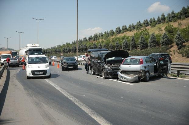 İçişleri Bakanlığı, bayram tatilinde meydana gelen kazaların bilançosunu açıkladı