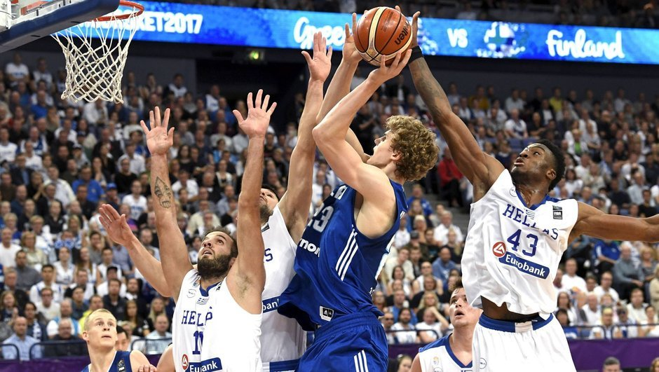 Yunanistan: 77 - Finlandiya: 89
