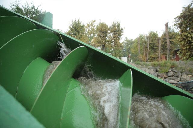 Kocaeli Üniversitesi Teknoparkı'nda çevreci enerji üretiliyor