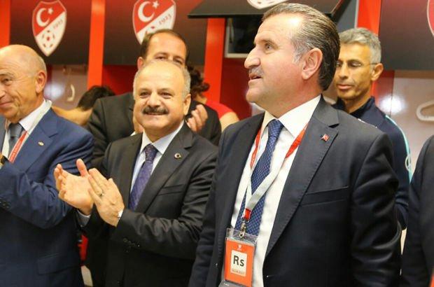 """Gençlik ve Spor Bakanı Bak: """"Biz bitti demeden bitmez"""""""