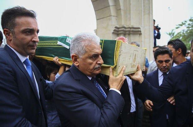 AK Parti Giresun İl Başkanı Hasan Ali Tütüncü, son yolculuğuna uğurlandı