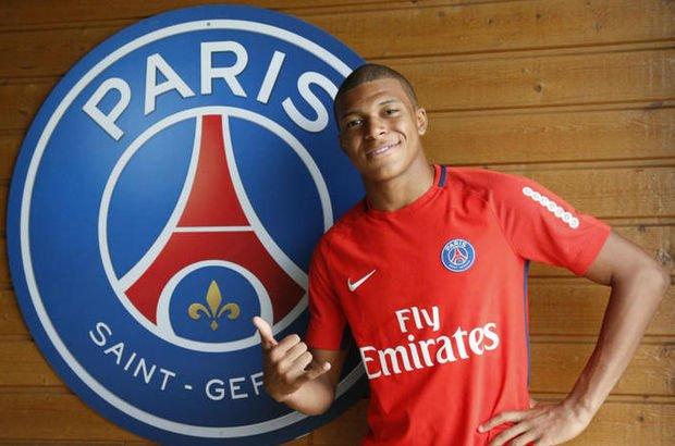 Paris Saint-Germain Kylian Mbappe