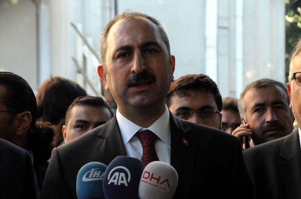 Adalet Bakanı Abdülhamit Gül: Yargılamalar daha da hızlanacak