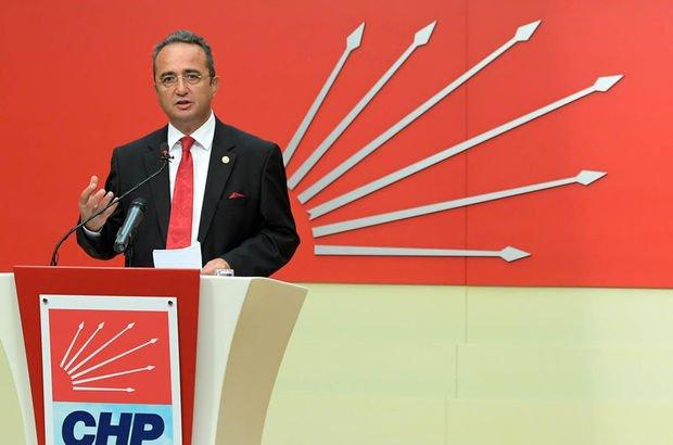 CHP'li Bülent Tezcan'dan Danıştay Başkanı'na tepki