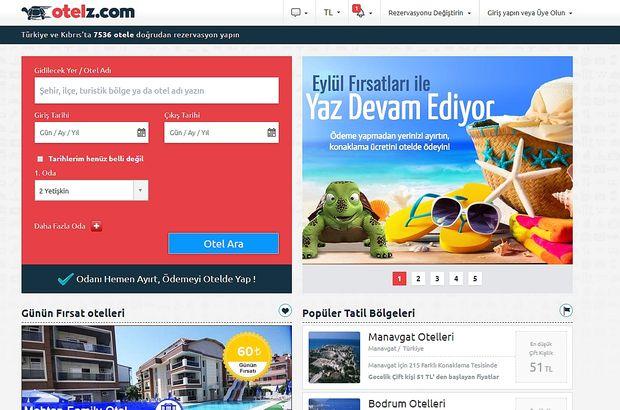 otelz.com sankonline yatırımı
