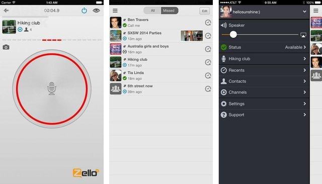 İrma Kasırgası, Zello'yu AppStore'da birinci sıraya yükseltti