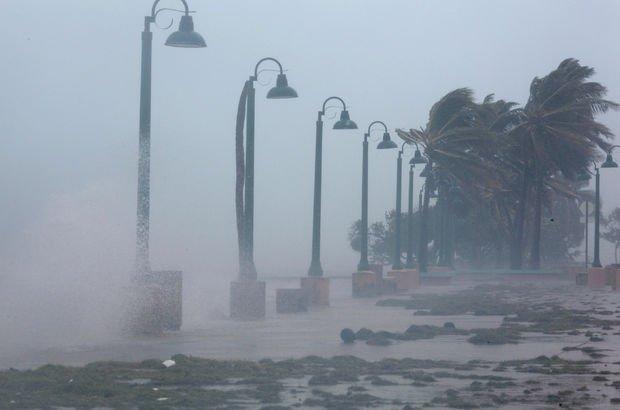 ABD Harvey Kasırgası Irma