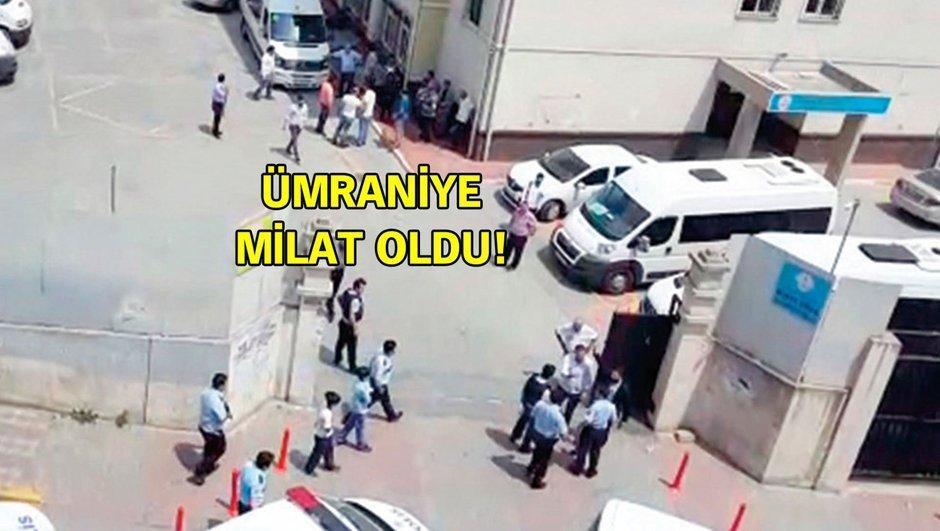 İstanbul İl Milli Eğitim Müdürlüğü  Ankara Okul servisi