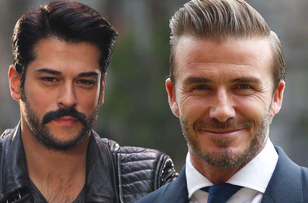 Burak ile Beckham aynı projede!