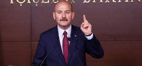 İçişleri Bakanı Soylu'dan SİHA'ları eleştiren CHP'li Tanrıkulu'na tepki