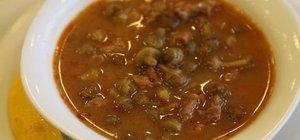 Bamya çorbası nasıl yapılır? Bamya çorbası tarifi ve malzemeleri